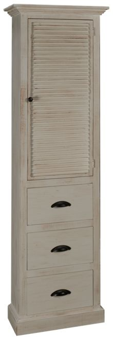 Westmoreland Woodworks Nantucket 3 Drawer Cupboard