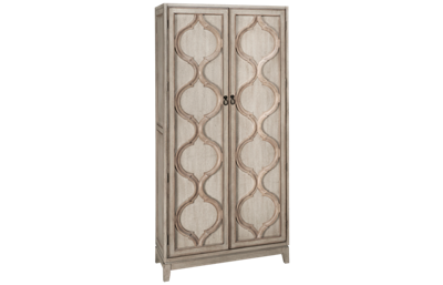 Accentrics Home Modern Authentics 2 Door Bar Cabinet