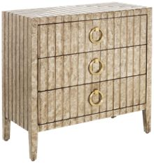 Accentrics Home Small Spaces 3 Drawer Chest