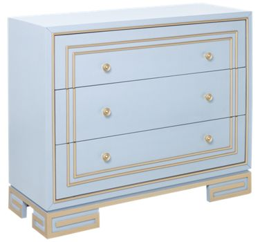 Accentrics Home Small Spaces Accentrics Home Small Spaces 3 Drawer