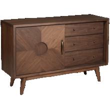 Accentrics Home Modern Retro Dresser