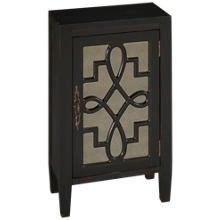 Stein World Leighton One Door Cabinet
