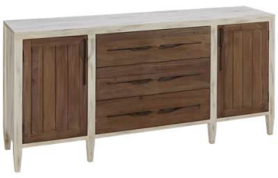 Stein World Wilder 2 Door 3 Drawer Credenza
