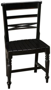 Trade Winds Raffles Wooden Side Chair