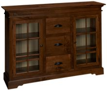 Westmoreland Woodworks New England Media Console