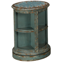 Coast To Coast Imports Accents Swivel Accent Table