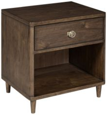 Accentrics Home Urban Eclectic Accent Bedside Table