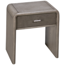 Accentrics Home Small Spaces Square End Table