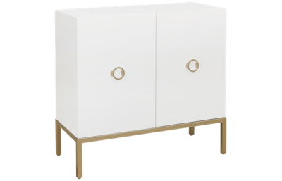 Accentrics Home Small Spaces 2 Door Cabinet