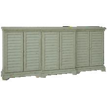 Accentrics Home 6 Door Console