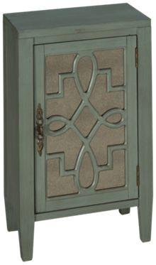 Stein World Leighton One Door Cabinet