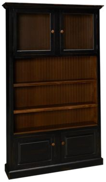 Westmoreland Woodworks Hudson Bookcase