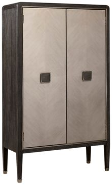 Accentrics Home City Chic Tall 2 Door Chest