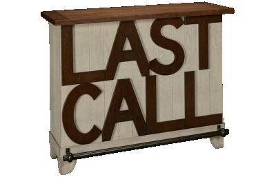 Accentrics Home Last Call Bar