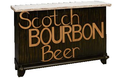 Accentrics Home Scotch Bar