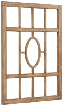 Magnolia Home Center Oval Window Pane