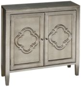 Stein World Mendon 2 Door Cabinet with Mirror
