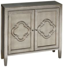 Stein World Mendon 2 Door Cabinet with Mirror