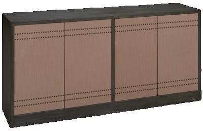 Stein World Kemper 4 Door Cabinet