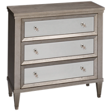 Accentrics Home City Chic 3 Drawer Chest