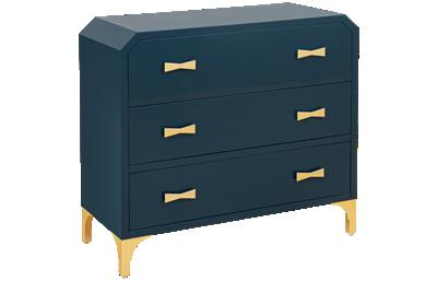 Accentrics Home Small Spaces 3 Drawer Clip Corner