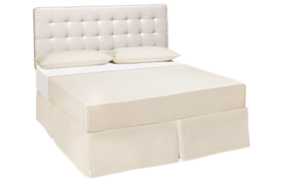 Accentrics Home Modern Authentics Full/Queen Tufted Headboard Only