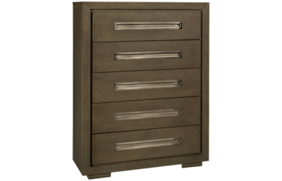 Accentrics Home Tru Modern 5 Drawer Chest
