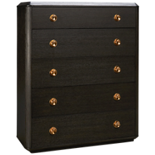 Accentrics Home Tru Modern Chest 5 Drawer
