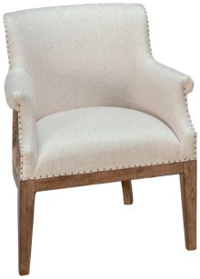 Accentrics Home Modern Authentics Deconstructed Arm Chair