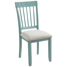 Accentrics Home Farmhouse Dining Chair