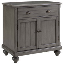 Accentrics Home Farmhouse Hall Chest