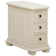 Accentrics Home Coastal Chairside Chest