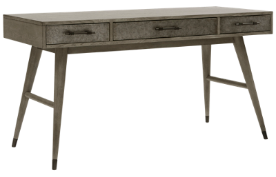 Accentrics Home Urban Eclectic Grey Oak & Metal