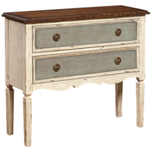 Accentrics Home Three Tone Hall Drawer Chest