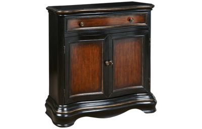 Accentrics Home Two Tone Hall Chest