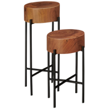 Hekman Accents Collection Nesting Accent Tables