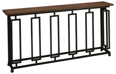 Coast To Coast Imports Sherwood Console Table