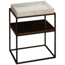 Coast To Coast Imports Peabody Accent Table