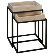 Coast To Coast Imports Merrimack Nesting Tables