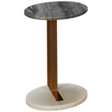 Riverside Austin Round Side Table
