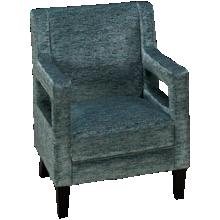 Jofran Roxanne Accent Chair