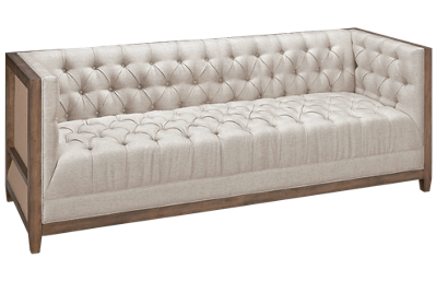 Accentrics Home Modern Authentics Deconstructed Sofa
