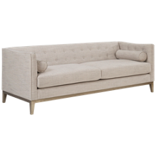Accentrics Home Urban Eclectic Milan Button Tufted Sofa