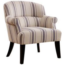 Accentrics Home Upholstered Arm Chair