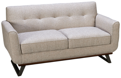 Accentrics Home Small Spaces Loveseat