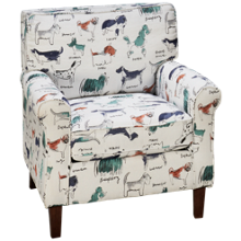 Jofran Baxter Accent Chair