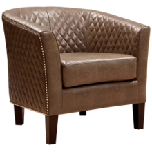 Accentrics Home Accent Club Chair