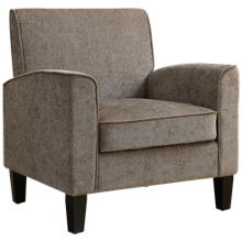 Accentrics Home Upholstered Accent Chair