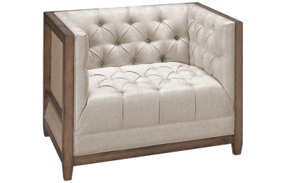 Accentrics Home Modern Authentics Deconstructed Chair