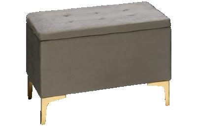 Accentrics Home Modern Authentics Storage Bench
